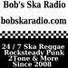 Bob's SKA Radio Logo