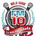 FM 10 Capitan Sarmiento Logo