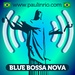 Paul in Rio Radio - Blue Bossa Nova Logo