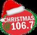 106.7 - WKRU Logo