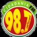 Rádio Cidadania FM 98.7 Logo