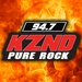Pure Rock 94.7 - KZND-FM Logo