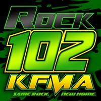 Rock 102 - KFMA