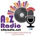 A2Z Radio Logo
