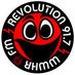 Revolution 91.7 - WWHR Logo