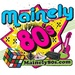 Maine Internet Radio - Mainely 80's Logo