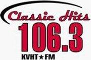 Classic Hits 106.3 - KVHT