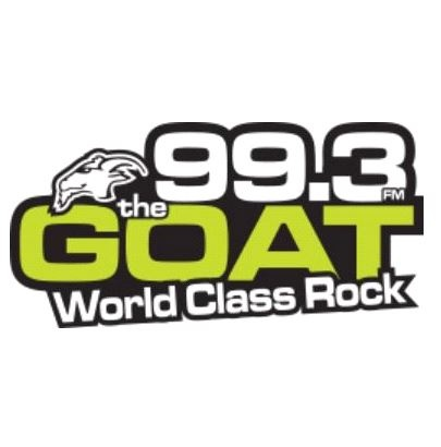 99.3 The Goat - CHRT-FM