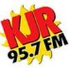 95.7 The Jet - KJR-FM Logo