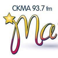 Ma 93 FM 93.7 - CKMA