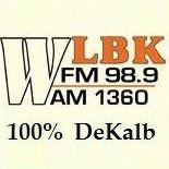 1360 WLBK - WLBK