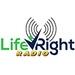 Life Right Radio Logo