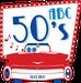 Dublin's ABC - ABC 50's Logo