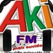 Aki FM Logo
