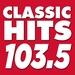 Classic Hits 103.5 - WTTL Logo