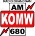 Okanogan Country Radio - KOMW Logo