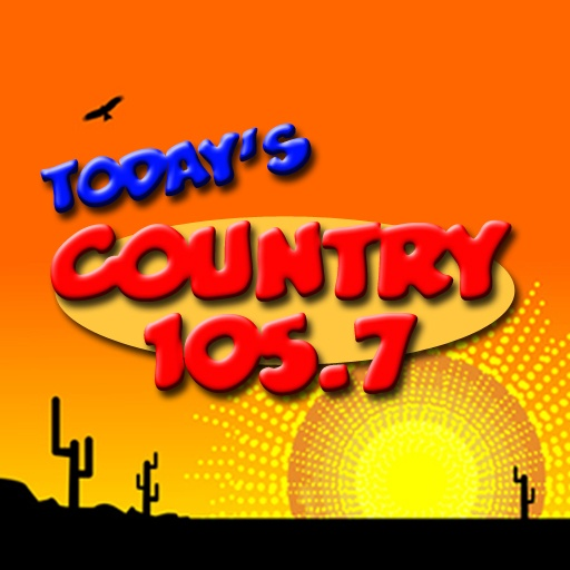 Today's Country 105.7 - KVVP
