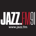 Jazz.FM91 - CJRT-FM Logo