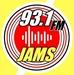 93.1 Jams FM Logo