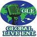 Global Live Entertainment (GLE) Logo
