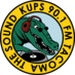 The Sound - KUPS Logo