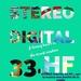 Stereo Digital 33.HF Logo