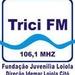 Rádio Trici 106.1 Logo