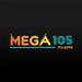La Mega 105 Logo