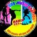 80s Music Station Logo