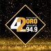 Oro 94.9 solo Hits - XHORO Logo