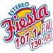 Estereio Fiesta - XHHB Logo