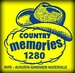Country Memories 1280 - WJYE Logo