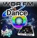 WOR FM Bogotá - Dance Bogotá Logo