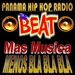 Panama Hip Hop Radio The Beat Logo