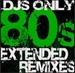 Club DJ 80s Logo