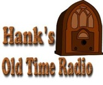 Hank's Old Time Radio Logo