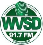 WVSD 91.7 - WVSD Logo