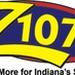 107.1 The Z - WZVN Logo