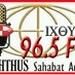 Siaran Ichthus 96.5 Logo
