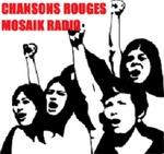 Chansons Rouges Mosaik Radio Logo