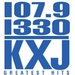1330 KXJ - KXXJ Logo