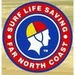 Far North Coast, New South Wales, Australia Surf Life Saving Logo