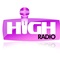 High Radio Logo