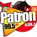 El Patron - KBIJ Logo