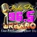 Urbano Radio TV 965 Logo