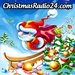 ChristmasRadio24 Logo