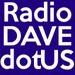 RadioDAVE.US Logo