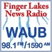 Finger Lakes News Radio - W251AJ Logo