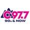 C97.7 - CHUP-FM Logo