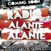 Radio Alante Alante Logo